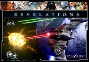 Star Wars Taryn Ship